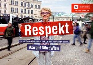 Plakatwerbung Make up Artist Wien