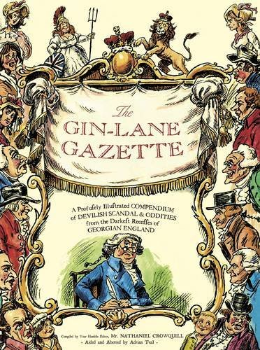 "Image: ""The Gin Lane Gazette"" by Adrian Teal"