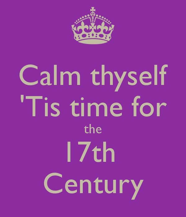 17thCenturyCalm