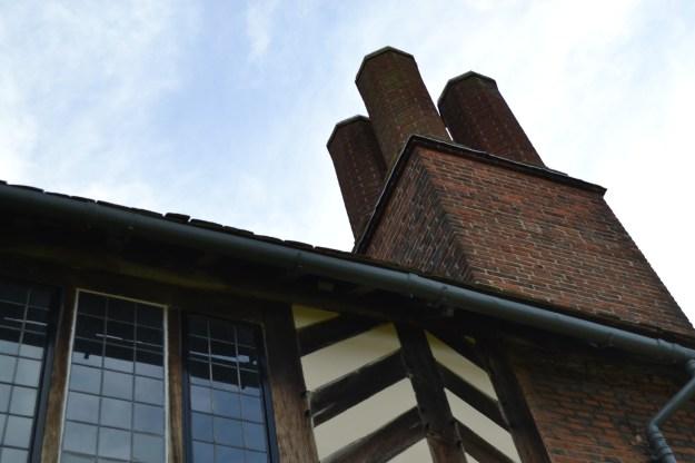 Blakesley Hall, Photo: Andrea Zuvich