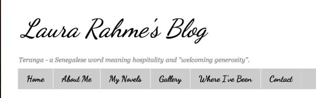 Laura Rahme's Blog