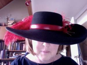 Alison Stuart hat