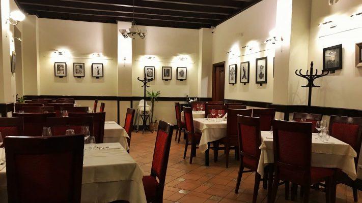 restaurantul trei