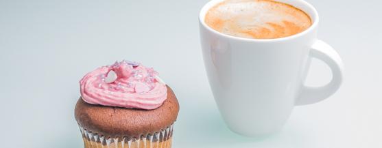 Kaffee Muffin