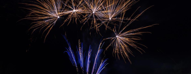 Feuerwerk Titelbild