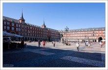 Пласа-Майор (исп. Plaza Mayor - «Главная площадь»).