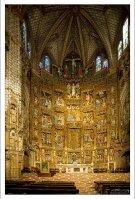 Толедское retablo - главный алтарь собора.