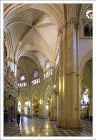 Внутри Толедского собора.