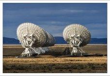 Сверхбольшой массив (VLA) - одна из лучших в мире астрономических радиообсерваторий.