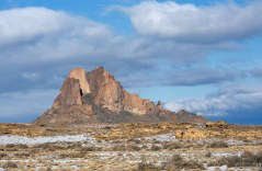 Территория индейцев племени Навахо.