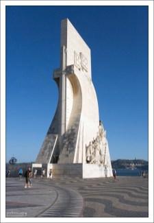 Памятник первооткрывателям (Padrão dos Descobrimentos).