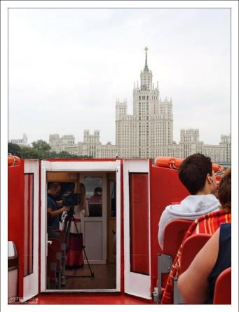 Главное здание МГУ.