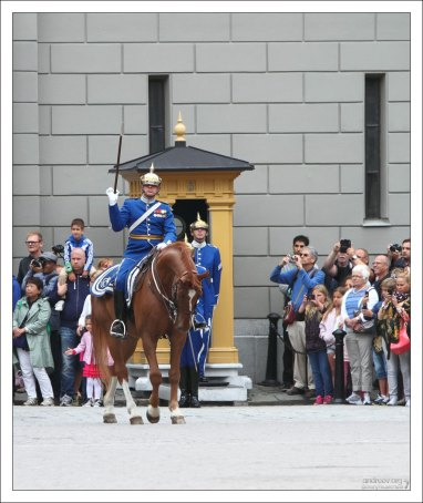 Глава кавалерийского оркестра.