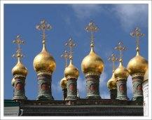 Верхоспасский собор с 11-ю куполами.