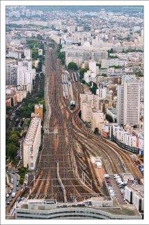 Вокзал Монпарнас (фр. Gare Montparnasse) - один из шести крупных вокзалов города.