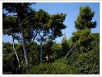 На подступах к парку Гуэля (Parc Güell).