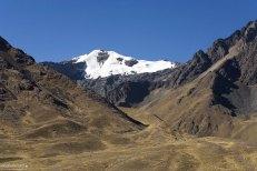 Горный перевал Abra la Raya (4340 метров).