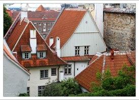 Крыши Верхнего города.