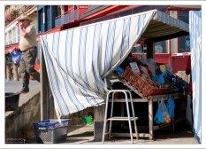 Устричный рынок в Канкале.