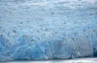 Толща ледника.