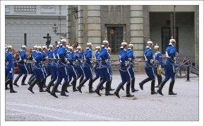 """Последний раз Швеция использовала своих солдат """"по прямому назначению"""" в войне с Наполеоном."""