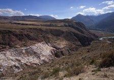 Соляное месторождение Salinas de Maras.