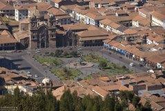 В центре Куско расположена площадь Plaza de Armas, то бишь - Оружейная.