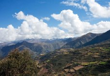 Перуанские вершины.