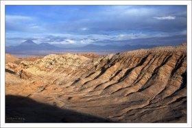 Cordillera de la Sal - Солёные горы.