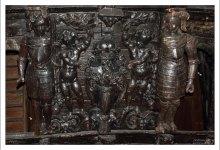 Для постройки корабля Vasa было срублено около 1000 дубов.
