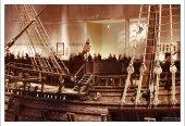 В музее Vasa можно осмотреть корабль со всех сторон на различных уровнях высоты.
