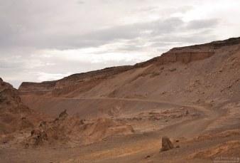 Выезд из Марсовой долины.