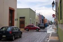 Разноцветные домики Кампече (Campeche).