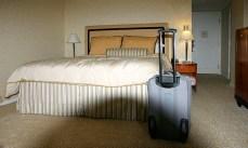 "Номер в отеле ""The Argent Hotel"" на 34-м этаже. Сан-Франциско."