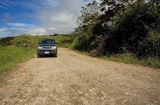 Дорога, состоящая сплошь из булыжников - самый простой способ, чтобы добраться до заповедника Монтеверде.