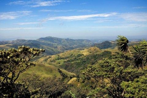 Сельская Коста-Рика.