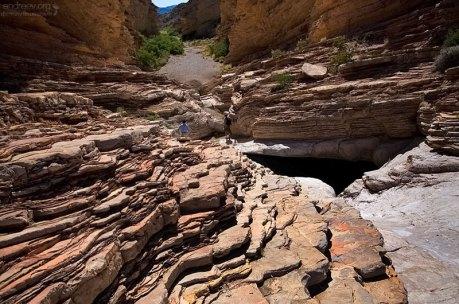 Страшный, и одновременно красивый каньон Эрнста.