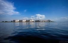 Открытый Финский залив.