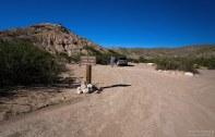 Парковка перед каньоном Эрнста.