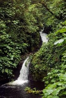 Водопад Catarata El Rio.