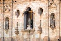 Фасад главного собора Кампече.