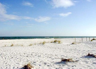 Побережье Мексиканского Залива. Флорида. Июнь, 2000 год.