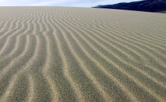 Песчаная рябь. Дюна Eureka.