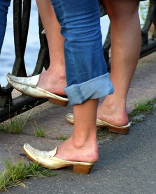 Турецкие туфли на пике популярности.