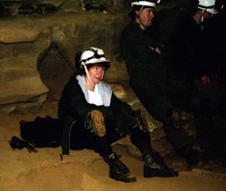 Привал. Wild Cave tour.