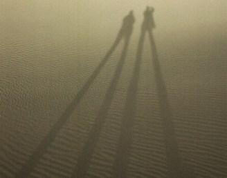 Двойная тень. Дюна Eureka.