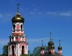 Церковь Сретения Господня в Дмитрове.