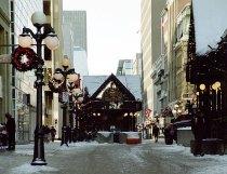 Sparks Street Mall. Удивительно напоминает Мемфис.