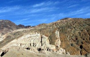 Стены золотого каньона.
