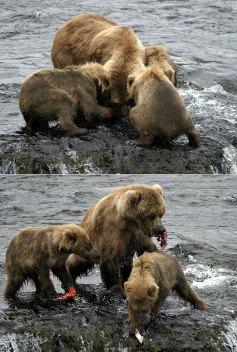 Семейный обед.